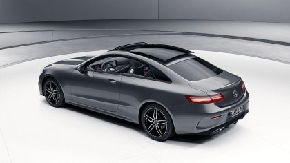 E Class Coupe Design Sports Cars Mercedes Benz Middle East